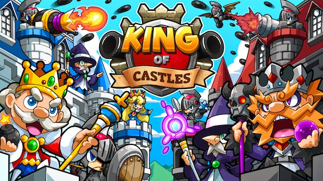 King of Castles: Throne Battle Gameplay IOS / Android