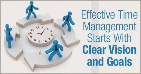 Atur Waktu PKL, Manajemen Waktu Praktek Kerja Lapangan