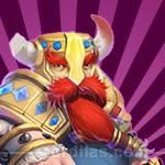 Juara (Champion) - Pahlawan Legenda - Konflik Kastil