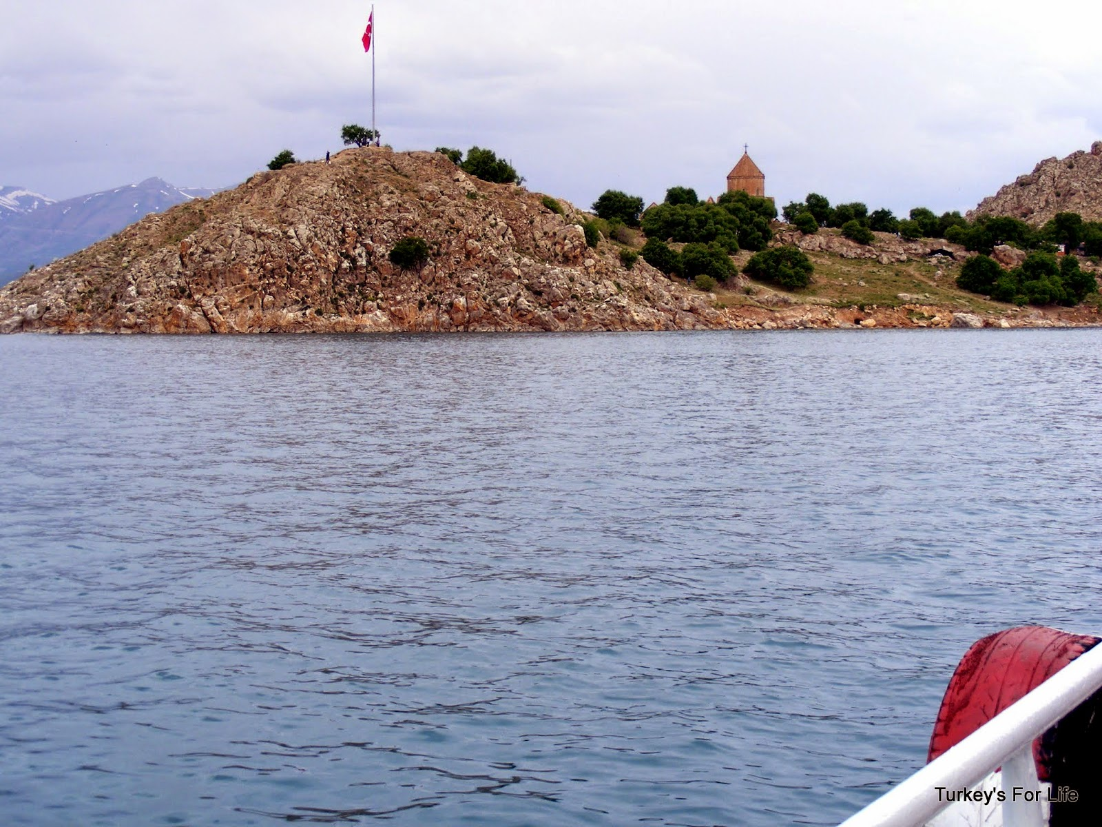 Akdamar Island and the Armenian Cathedral of the Holy Cross