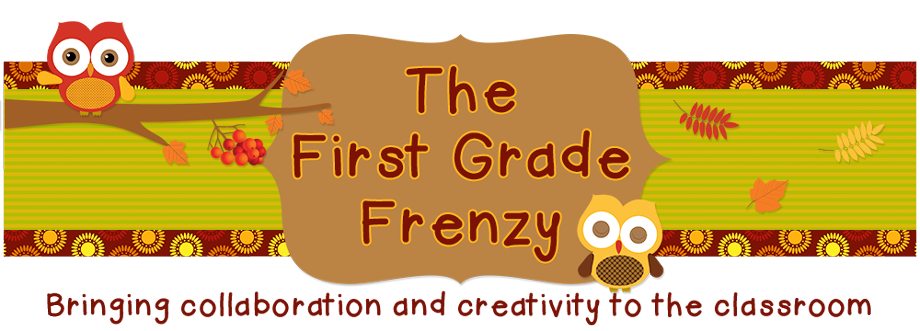 The First Grade Frenzy