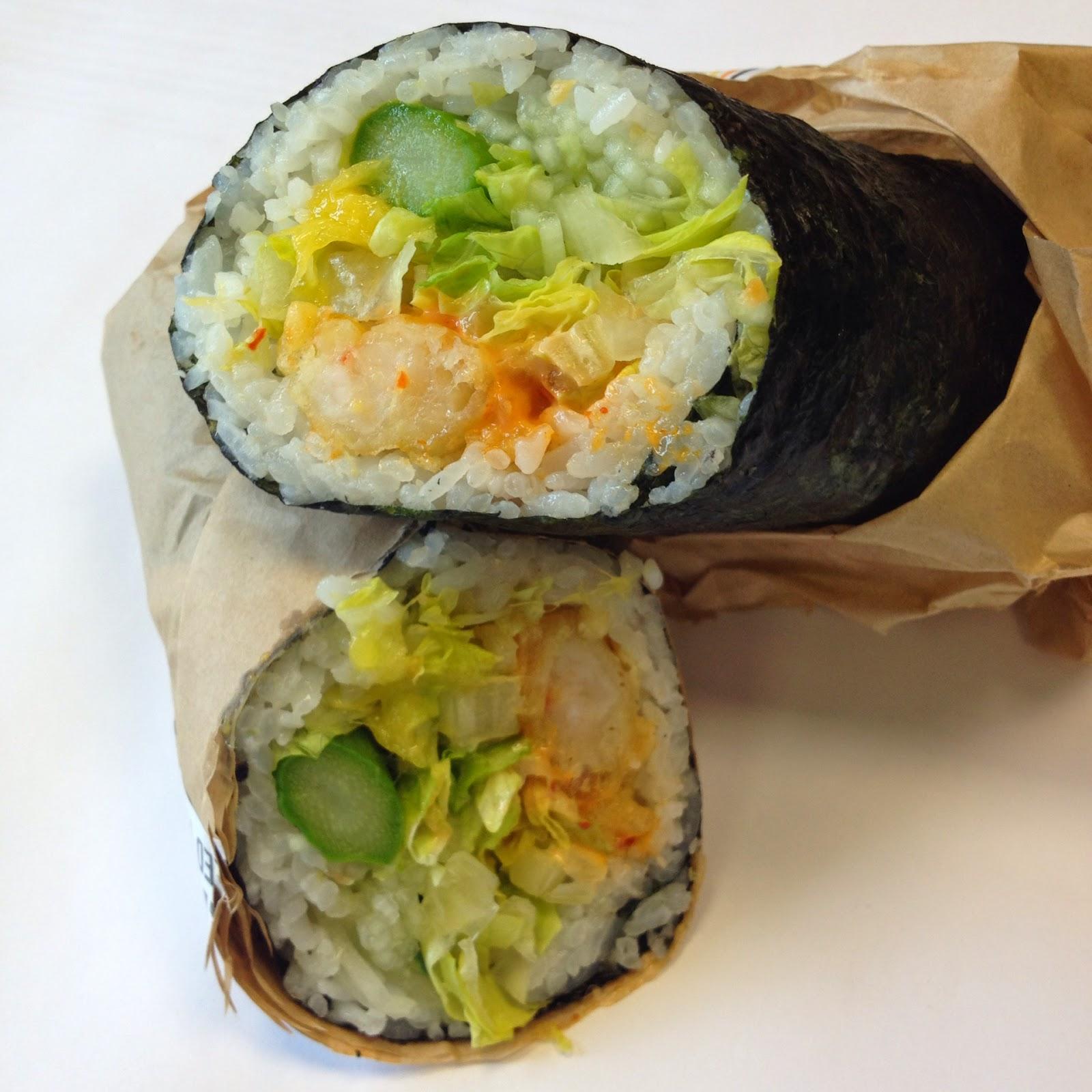 fidel gastro: free japanese burrito day at hai street kitchen & co