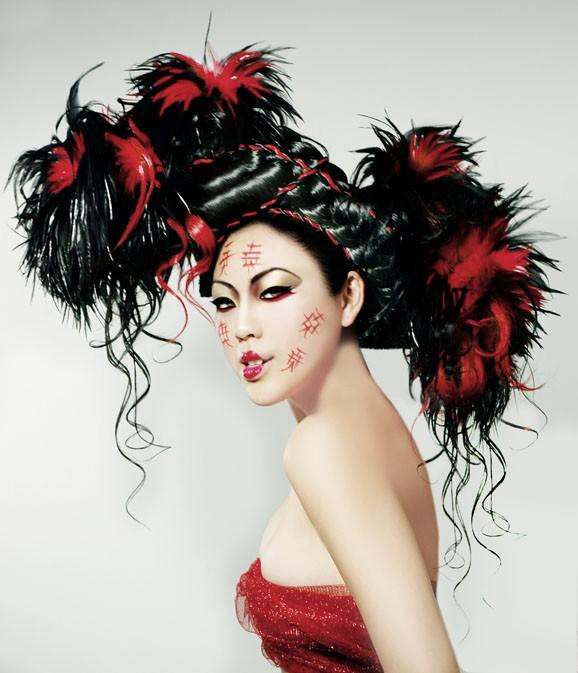 outrageous hairstyles : ... Reasons to Celebrate: Favorite Most Outrageous Halloween Hairstyles