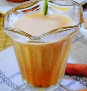 Resep Bajigur Minuman Hangat Tradisional