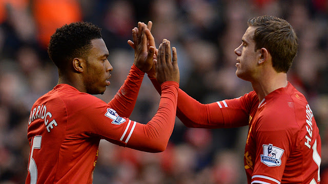 Daniel Sturridge and Jordan Henderson set to return