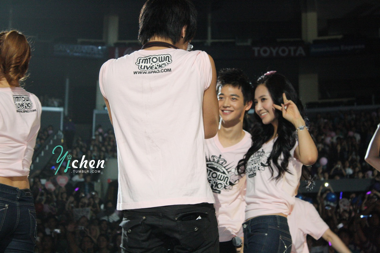 choi minho and yuri dating 2014