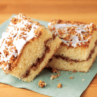 Streusel Coffee Cake Recipe Photo
