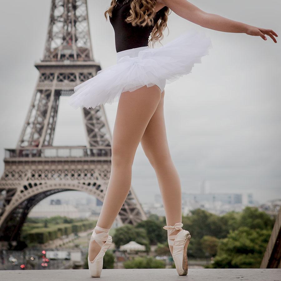 ballet at eiffel