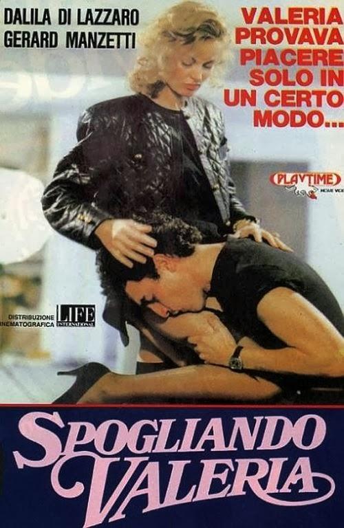 Spogliando Valeria 1989