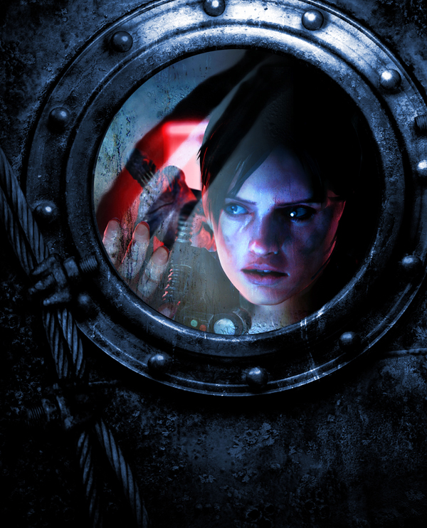 Resident Evil Revelations - Artwork