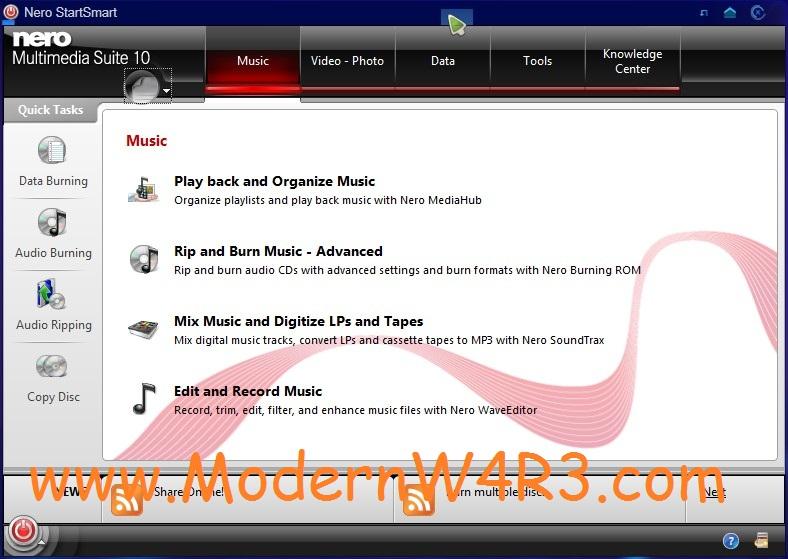 HaRi-Xp: Nero Multimedia Suite 10 Free & Full Version