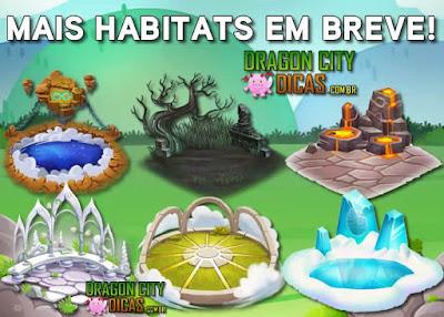 Maior Limite de Habitats em breve!