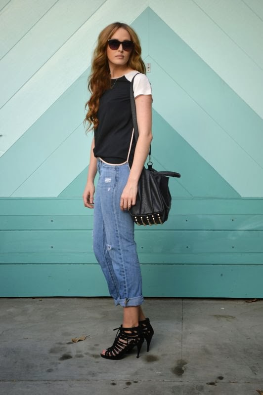 Target Style-LA personal style blogger-Fall Style-Boyfriend Jeans-Golden Divine Blog-Ashley Murphy
