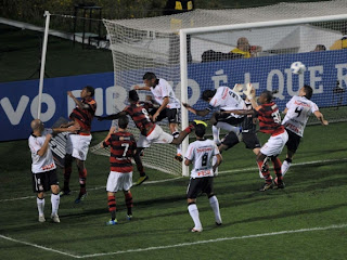 Análise Tática – Bolas Paradas – Campeonato Brasileiro de Futebol  de 2011