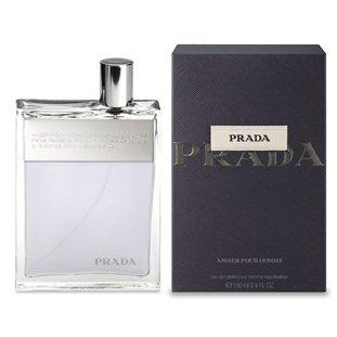 *New* Prada Amber Pour Homme Perfume ~ Full size retail ...