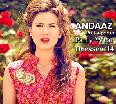 Andaaz Pret-a-porter Party Wear Dresses