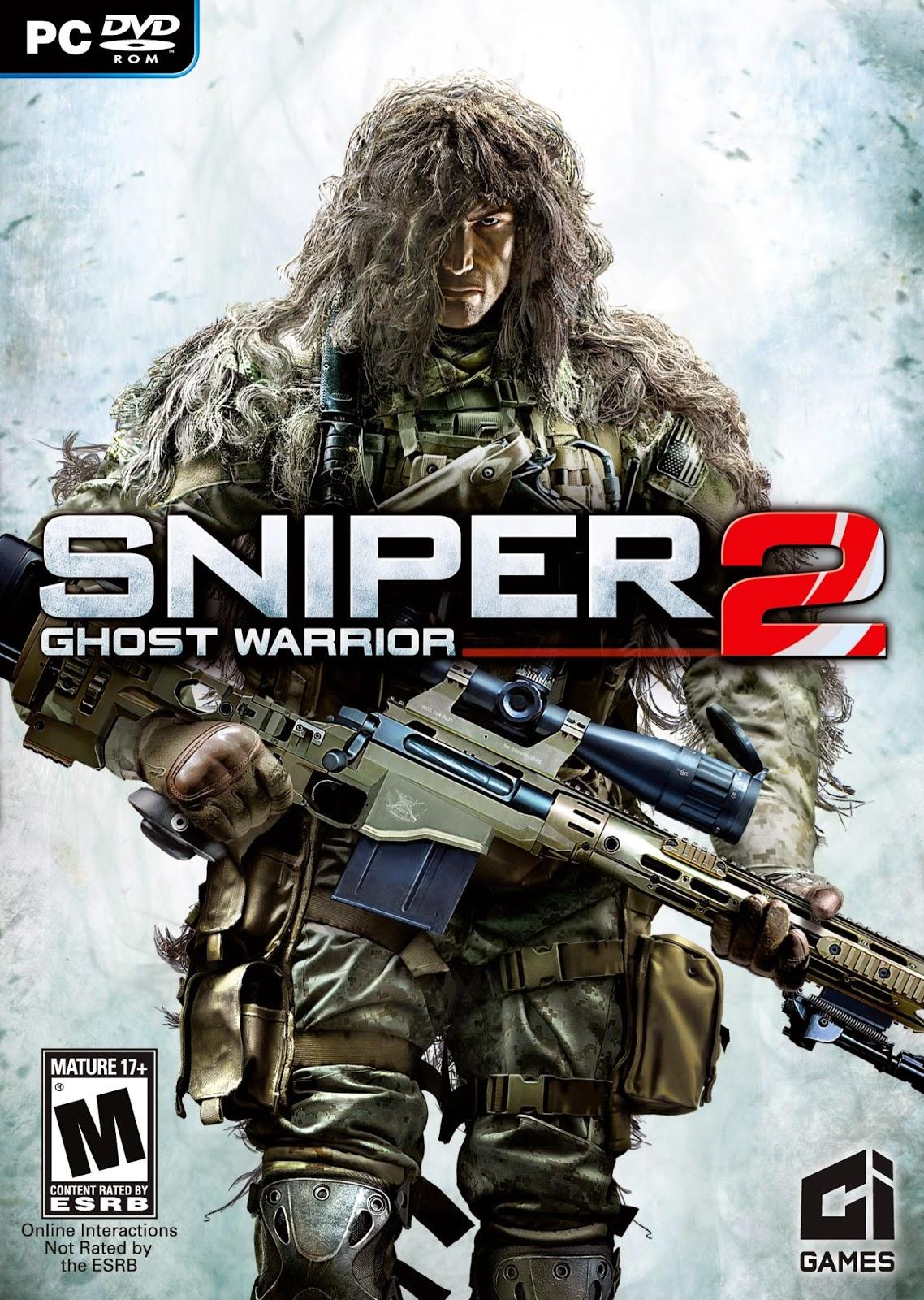 تحميل لعبة SNIPER GHOST WARRIOR 2 برابط واحد مباشر