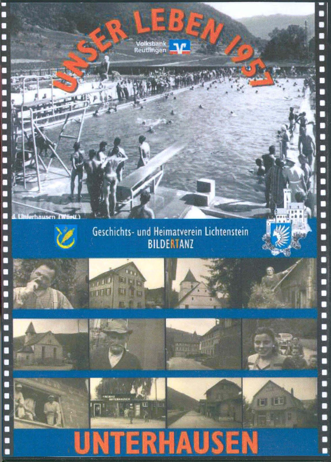 Unterhausen in den 50er Jahren