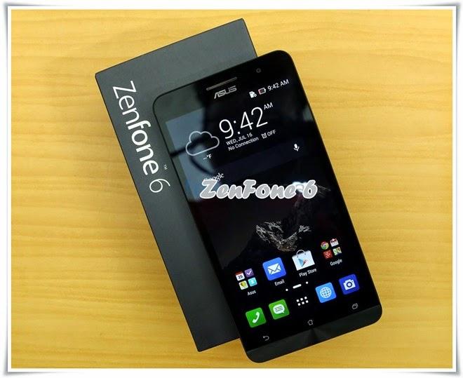 Review Harga & Spesifikasi Asus Zenfone 6