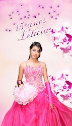 15 anos Leticia