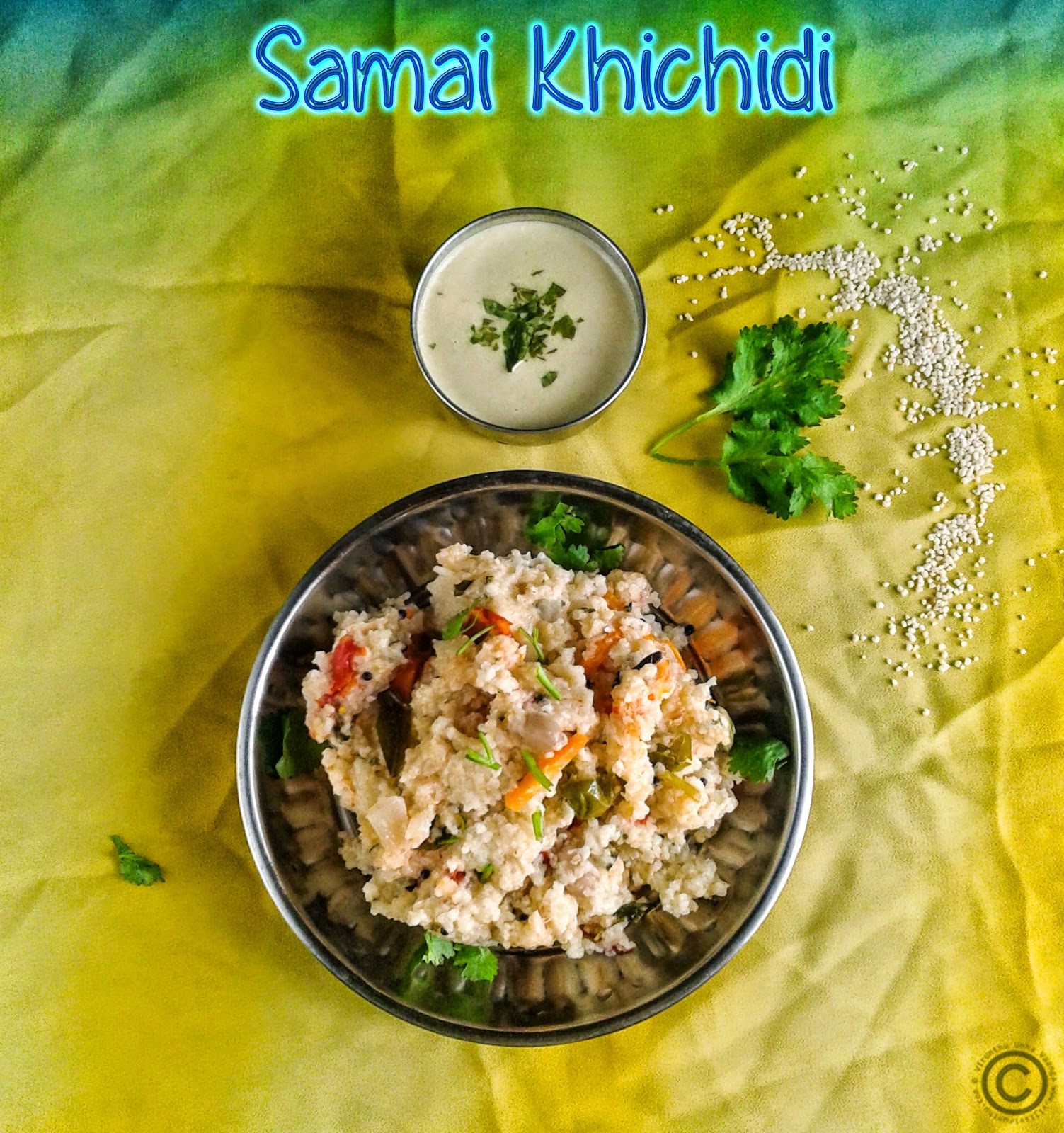 samai-khichidi-recipe