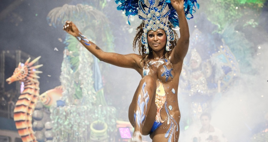 Gostosas No Carnaval