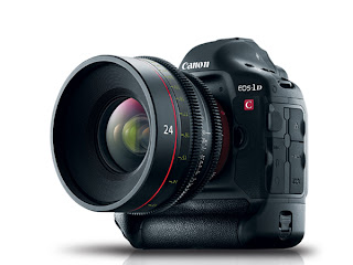 Canon EOS-1D C Cinema Camera