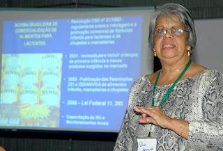 A Chefe da Divisão de Programas de Saúde, Drª Conceição Salomão, enfatiza que a parte prática do curso será no Centro Materno Infantil