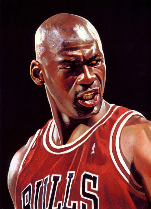 MICHAEL JORDAN wallpapers ~ Cool Sports Players