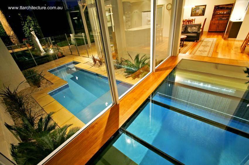 Casa con piscina interior aspectos a tener en cuenta indoor gym en casapiscina piscina - Piscina interior casa ...
