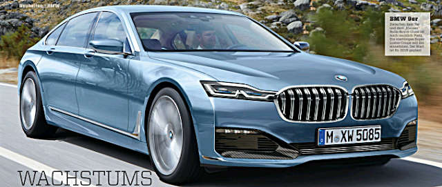 2020 BMW 9 Series Release