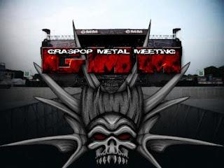 Graspop Metal Meeting 2011 - Dessel, Belgique : 23 juin 2011 - l'épopée !
