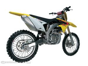 Suzuki RMZ250 owners service manual