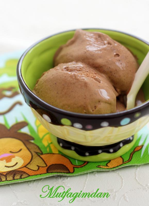Cikolatali Dondurma