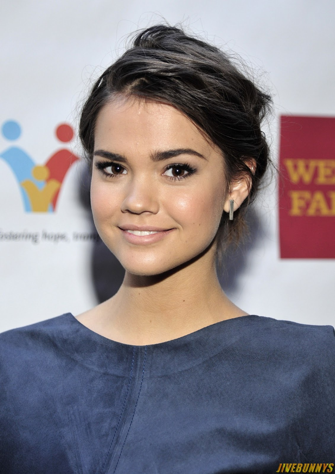 Maia Mitchell - Village Family Services annual An Evening To Inspire in Beverly Hills 06/05/14
