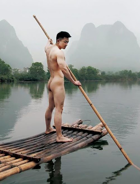 Boy in The Lake