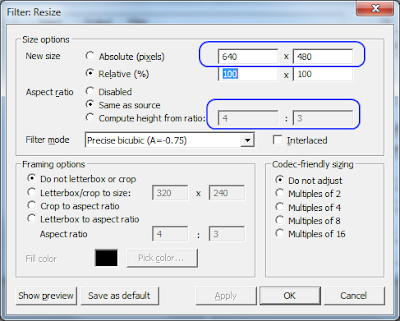 VirtualDub adicionar filtros em vídeos 3 (definição)