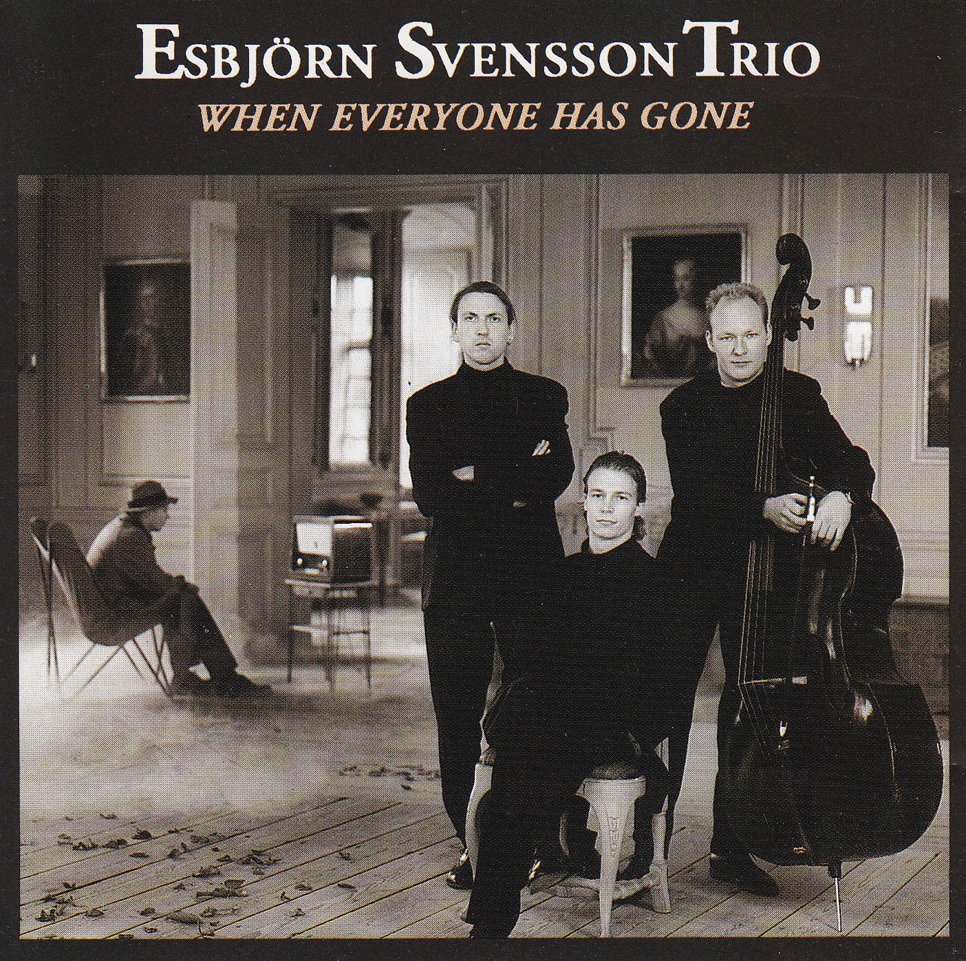 E.S.T.* Esbjörn Svensson Trio - Esbjörn Svensson Trio Plays Monk
