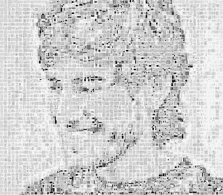 Aaron Sartz #pdftribute photomosaic