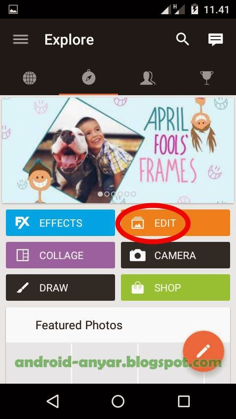 Download PicsArt APK terbaru