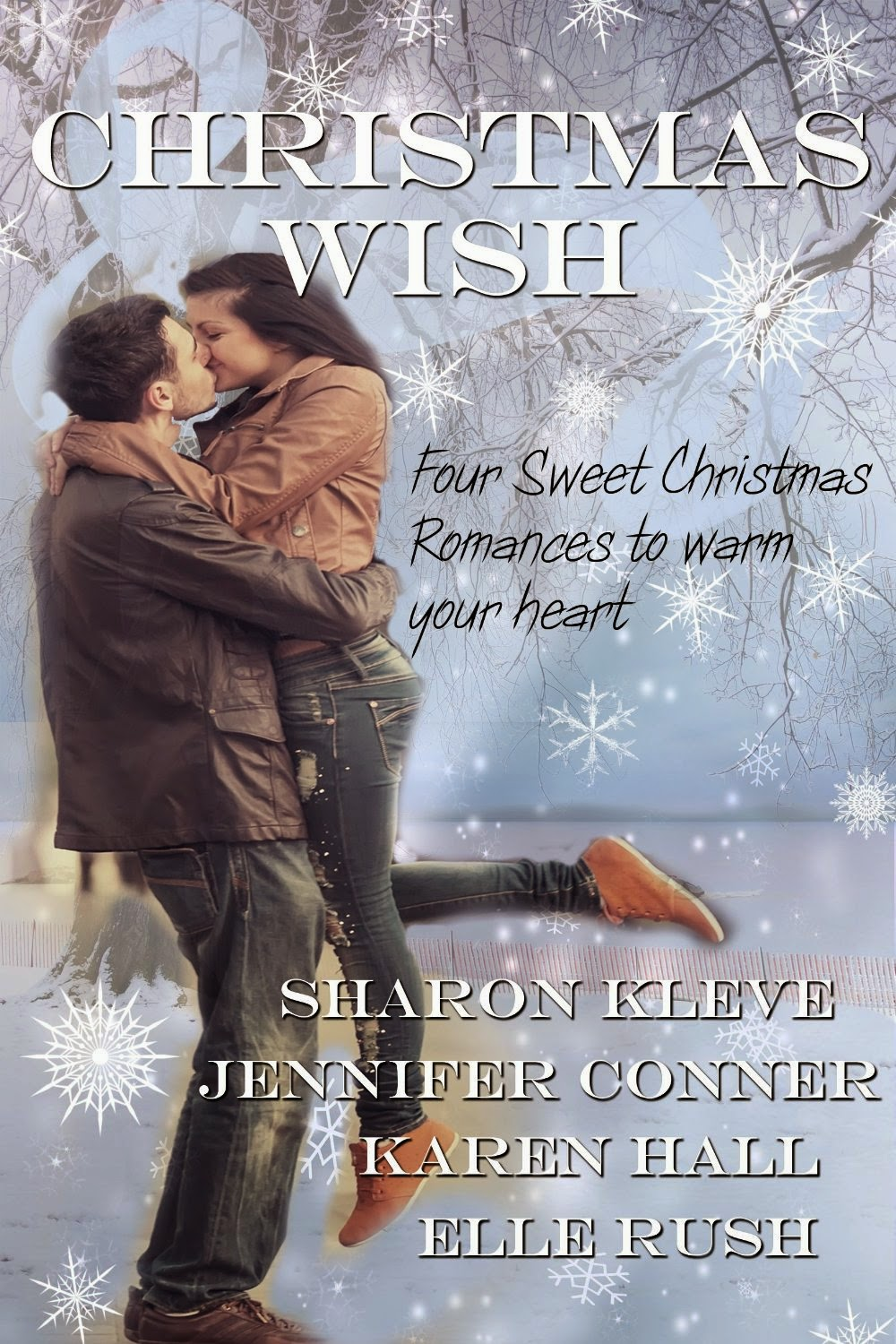 http://www.amazon.com/Christmas-Wish-Sharon-Kleve-ebook/dp/B00Q8V1W5M/ref=asap_bc?ie=UTF8