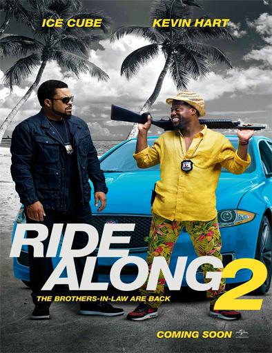 Ver Infiltrados en Miami (Ride Along 2) (2016) Online