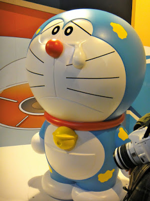 Doraemon ears eaten by rats Doraemon Exhibition