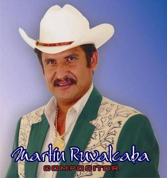 Martín Rubalcaba compositor y cantante