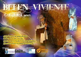 Galaroza (Huelva) - Belén Viviente 2014