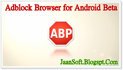 Adblock Browser 1.0.0 For Android APK Latest Version Download