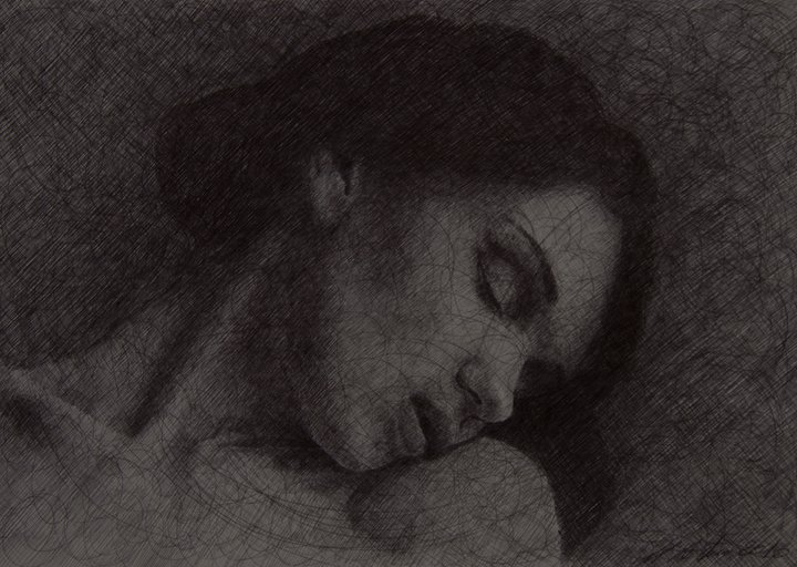 Nicola De Luca 1953 | Italian Figurative painter