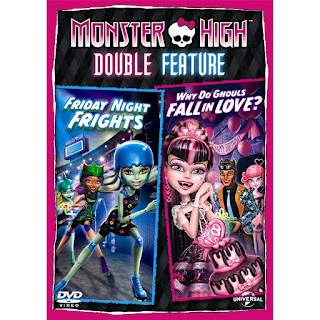 Monster High DVD Double Feature