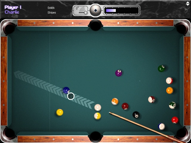 لعبة 8 Ball Frenzy