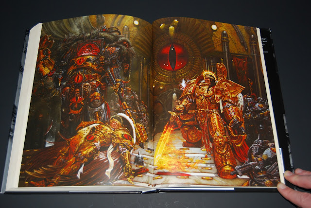 Artbook: Horus Heresy the Collected Visions. DSC_0947